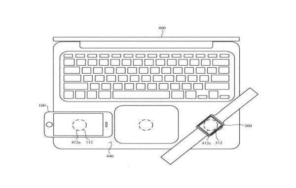 Гаджеты Apple смогут заряжать друг друга