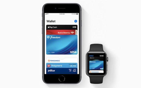 Apple Pay захватит половину рынка бесконтактных платежей к 2020 году
