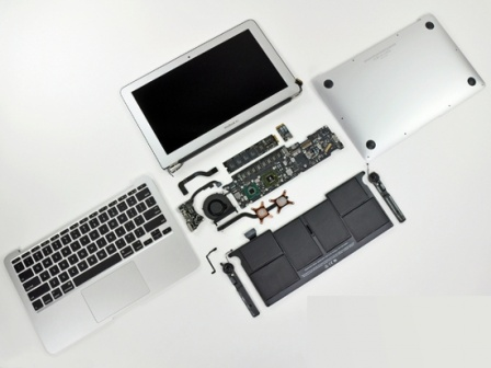Комплектующие к ноутбукам