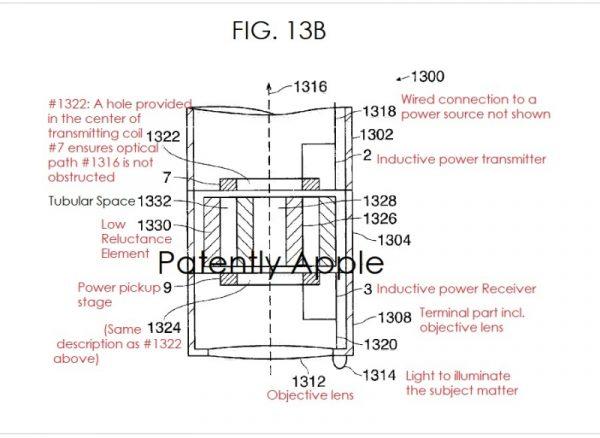Новый патент Apple поможет превратить iPhone в микроскоп
