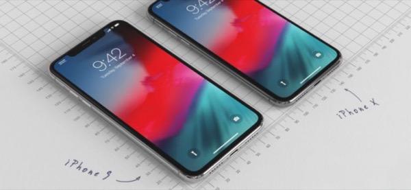 Как будет выглядеть iPhone 9