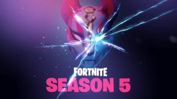 Пятый сезон Fortnite — самое крупное обновление с момента выхода игры