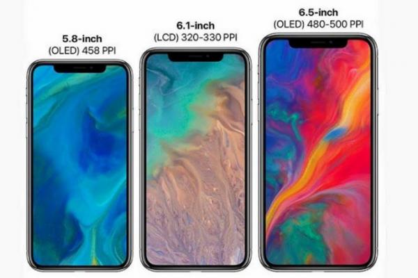 У поставщиков Apple проблемы из-за LCD-дисплея iPhone 2018 года