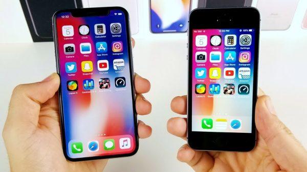 Apple откажется от iPhone X и iPhone SE этой осенью