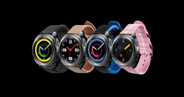 Samsung случайно показала Galaxy Watch