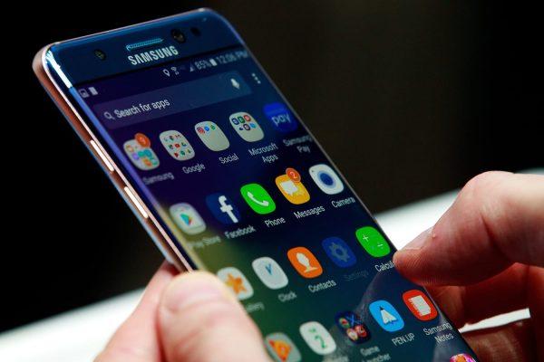 Смартфоны Samsung рассылают фотографии без ведома владельцев