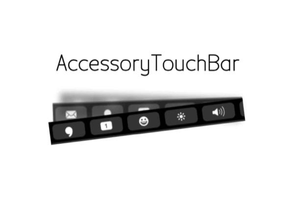 Так мог бы выглядеть Touch Bar в iPhone