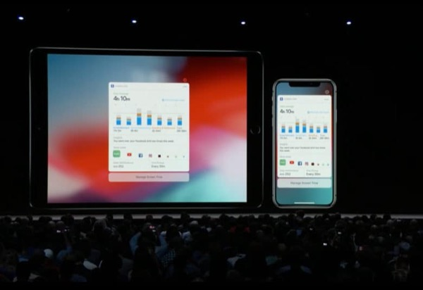 «Экранное время» в iOS 12 работает. Дети оторвались от смартфонов