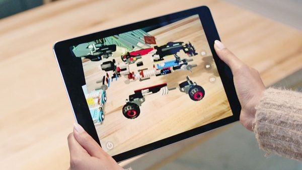 Развитие технологий дополненной реальности принесет Apple 11 миллиардов долларов