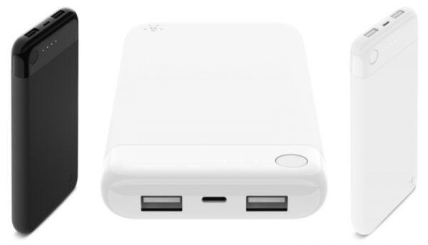 Belkin выпустила первый в мире портативный аккумулятор, сертифицированный Apple