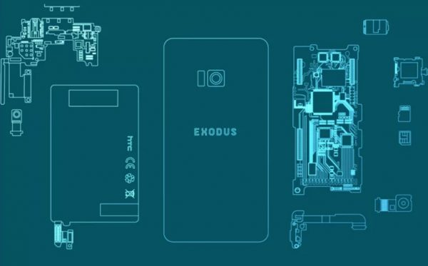 Этой осенью HTC выпустит блокчейн-смартфон