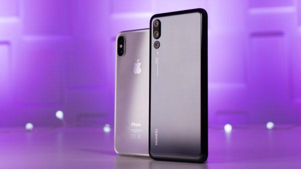 Huawei обогнала Apple по количеству проданных смартфонов в России