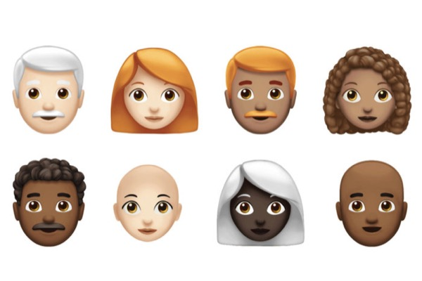 Apple опубликовала некоторые смайлы из iOS 12 и macOS 10.14 в честь дня Emoji