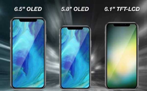 Первый взгляд на iPhone X Plus и 6,1-дюймовый iPhone — видео
