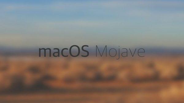 Apple выпустила вторую публичную бета-версию macOS Mojave