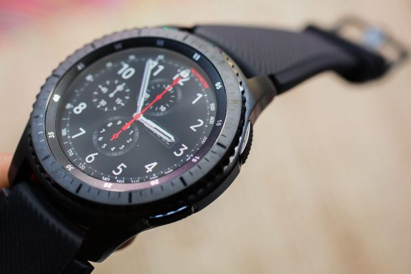 Samsung Gear S4 — Galaxy Watch на Wear OS