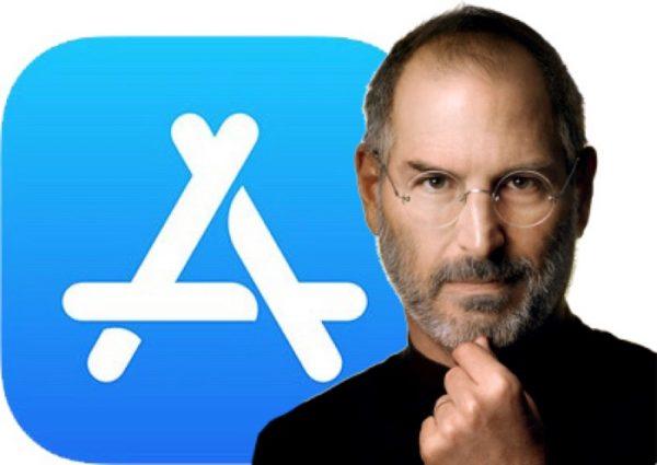 Стив Джобс об App Store в 2008 году: Мы не ожидали, что он станет таким большим