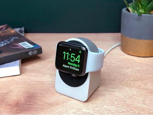 Proper Apple Watch Dock — элегантная зарядка для смарт-часов