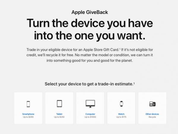 Trade-in — новый тренд в индустрии смартфонов