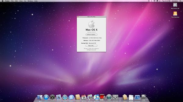 Энтузиаст создал библиотеку скриншотов всех версий Mac OS