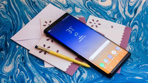 Функции Galaxy Note 9, которых не хватает iPhone X