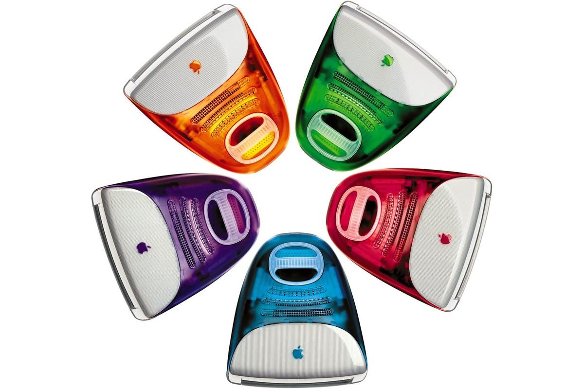 С днём рождения, iMac!