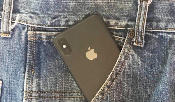 Ученые доказали: женские карманы слишком малы для iPhone X
