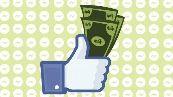 Facebook хочет знать все о тратах пользователей
