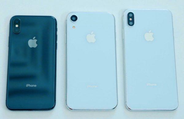 Предзаказы на iPhone2018 могут стартовать 14 сентября