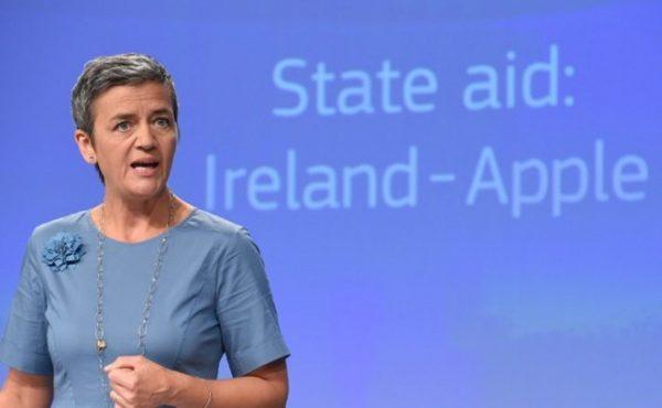 Apple выплатила две трети ирландского штрафа