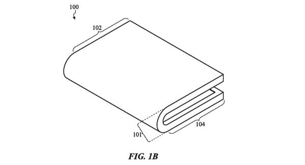 Apple продолжает искать способы сделать гнущийся iPhone или iPad