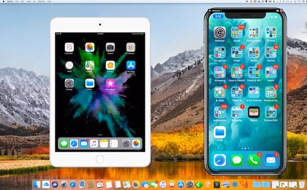 Как транслировать изображение с мобильных устройств на Windows-ПК или на Mac