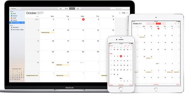 Подборка календарей для iPhone