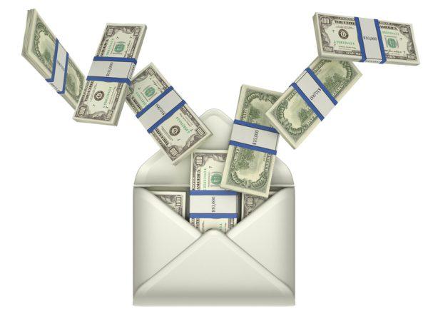 E-mail вместо банковской карты — платить онлайн станет проще