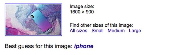 Motorola P30 – клон iPhone X в цвете Huawei P20