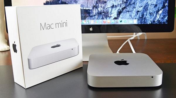 Новый Mac mini могут представить этой осенью