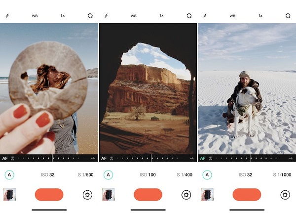 Как снимать в RAW на iPhone X/8/8 Plus