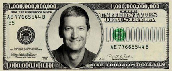 Как жадность Apple помогла ей достигнуть капитализации 1 трлн долларов