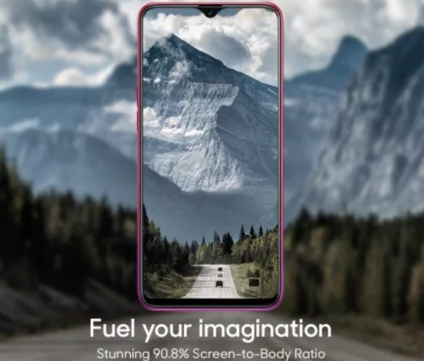Oppo выпустит смартфон с оригинальной челкой перед релизом новых iPhone