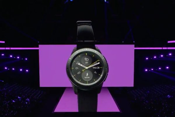 Samsung представила Galaxy Watch
