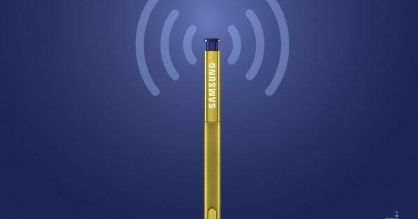 S Pen: больше, чем стилус