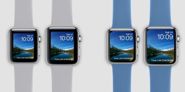 Два самых ожидаемых изменения в Apple Watch Series 4
