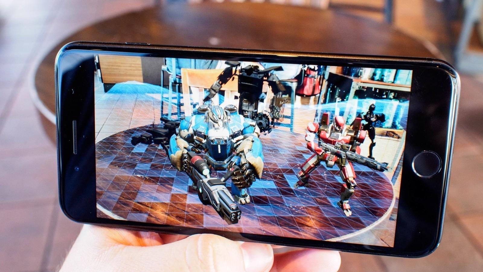 AR-приложения не совершили революцию. Apple не угадала?