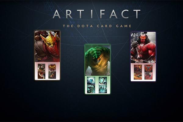 Valve объявила дату выпуска и стоимость Artifact