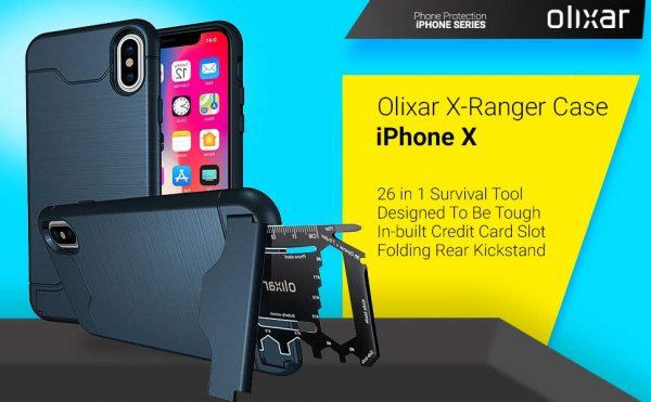ТОП-5 полезных чехлов для iPhone X
