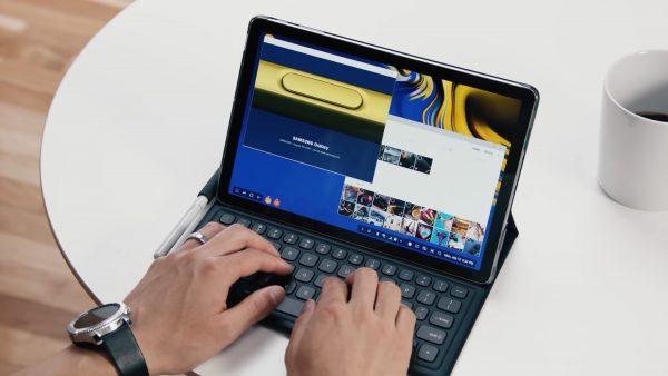Samsung хотела сделать Galaxy Tab S4 конкурентом iPad Pro, но не получилось