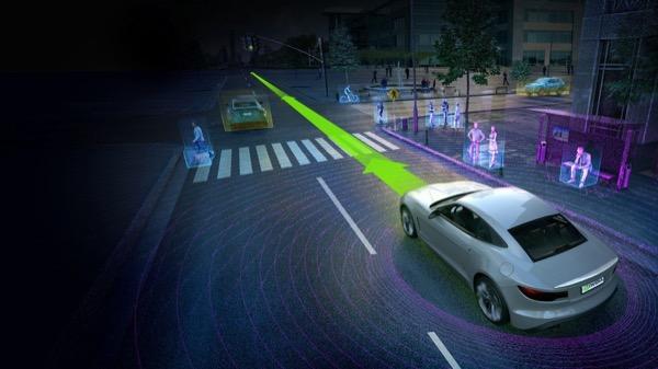Nvidia предложила Tesla помощь в разработке автопилота