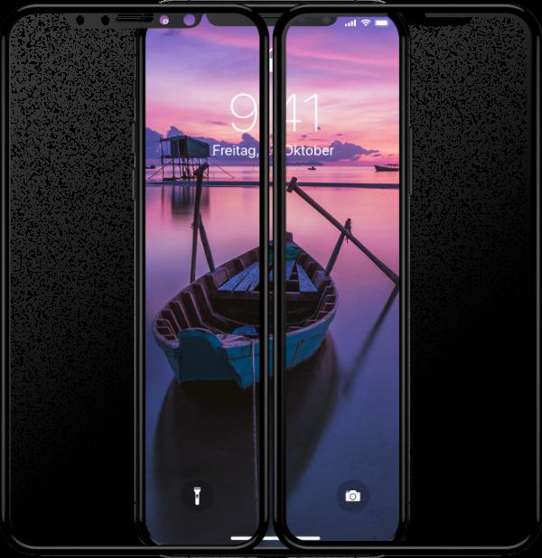 Экран iPhone X: стойкость к ударам и уязвисмость к царапинам