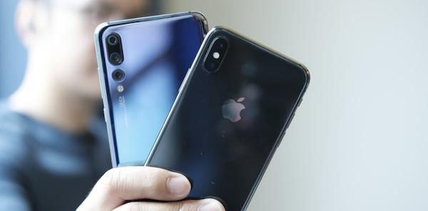 Huawei обошла Apple по количеству проданных смартфонов