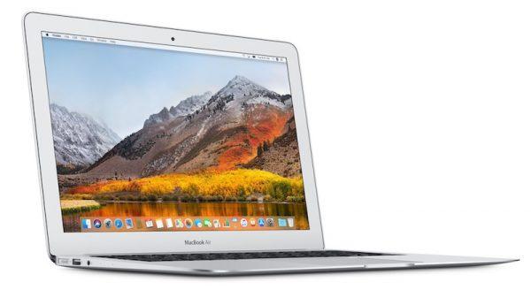 «Недорогие» ноутбуки Apple появятся осенью 2018 года